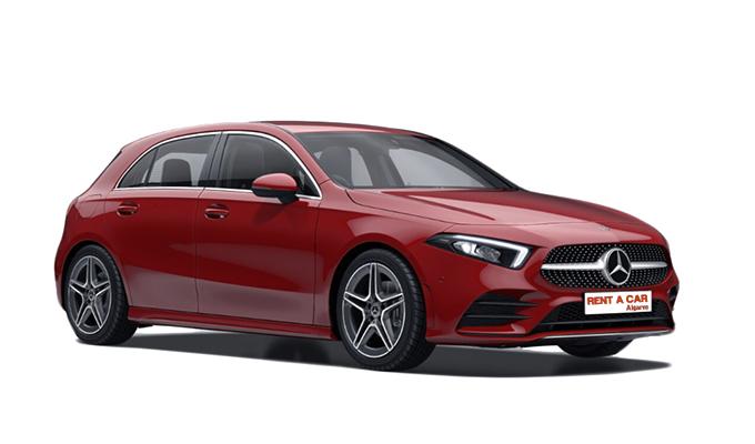 Rent a Car Algarve - Aluguer de Carros - Mercedes A 180D