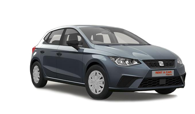 Rent a Car Algarve - Aluguer de Carros - Seat Ibiza
