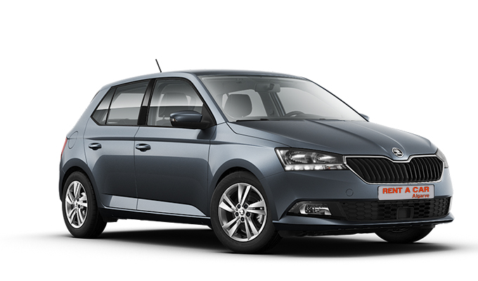 Rent a Car Algarve - Aluguer de Carros - Skoda Fabia
