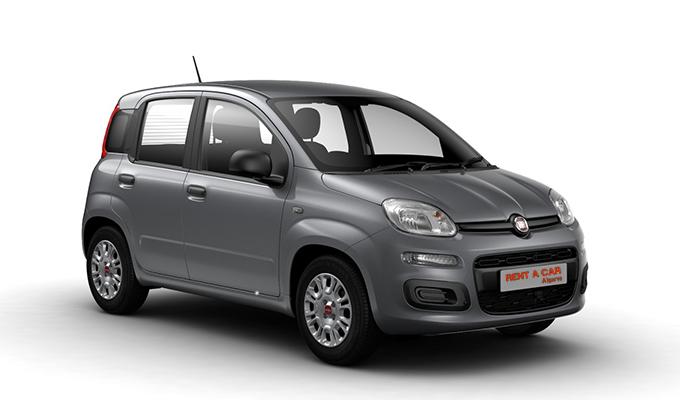 Rent A Car Algarve - Autovermietungen - Fiat Panda