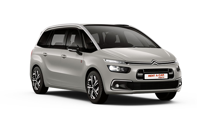 Rent a Car Algarve - Citroen Space Tourer