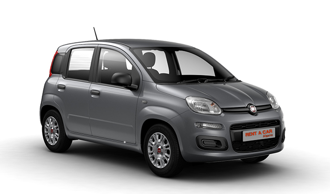 Rent a Car Algarve - Fiat Panda