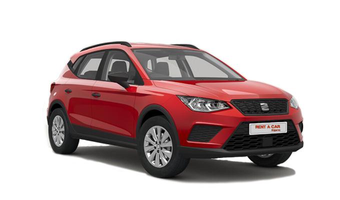 Rent A Car Algarve - Huur een auto - Seat Arona