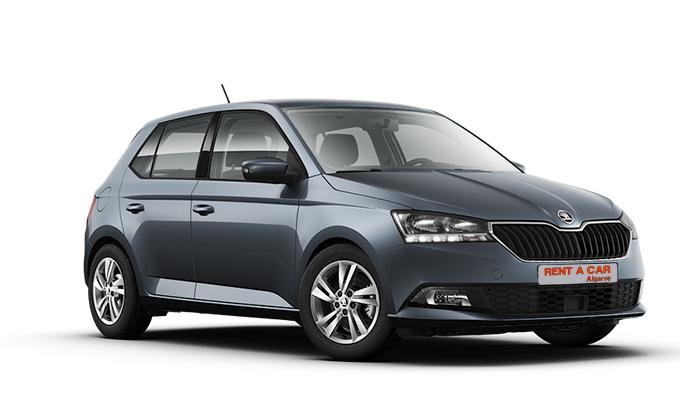 Rent A Car Algarve - Huur een auto - Skoda Fabia