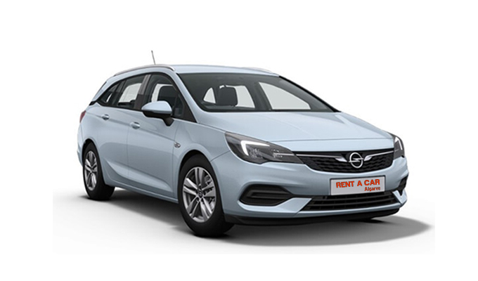 Rent a Car Algarve - Opel Astra Wagon