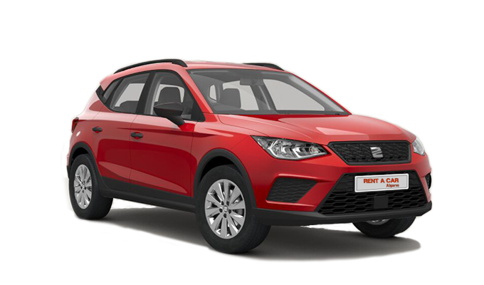 Rent a Car Algarve - Seat Arona