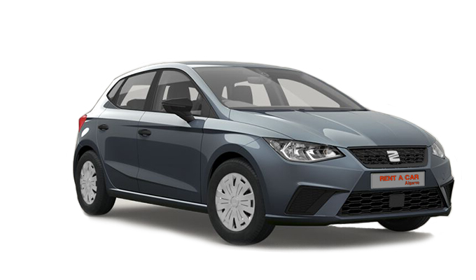 Rent a Car Algarve - Seat Ibiza
