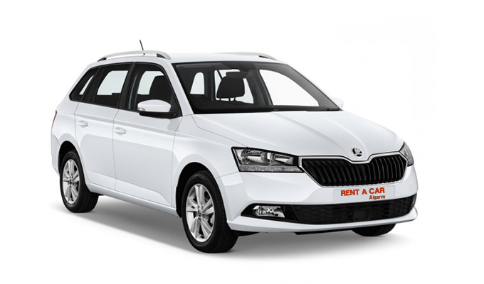 Rent a Car Algarve - Skoda Fabia SW